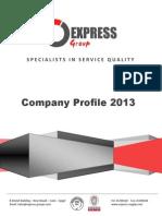 Company Prof 2014
