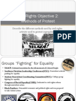 civil rights-methods of protest-digmann