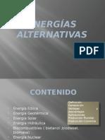 9. Energias Alternativas