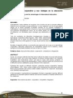 El aprendizaje cooperativo y sus ventajas en la educaciónooperativo y sus ventajas en la educación