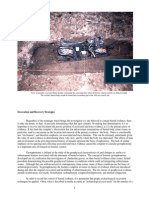 2008 - Excavation and Recovery Strategies (Referencias Bibliográficas)