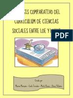 Análisis CoAnálisis comparativo del Curículo de Ciencias Sociales LOE-LOMCEmparativo Del Curículo de Ciencias Sociales LOE-LOMCE