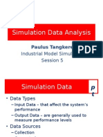 Sim 5. Simulation Data Analysis