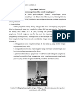 Proses Pengeboran Sumur Geothermal