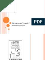 Protecting Your Pc - Paula Serrano