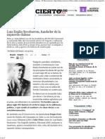 Luis Emilio Recabarren, Fundador de La Izquierda Chilena - El Desconcierto