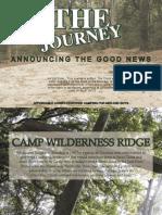 2010 Wilderness Ridge Summer Camp Brochure