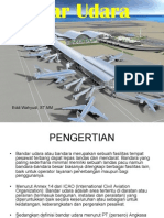 Transportasi  Bandar Udara