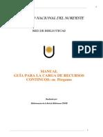 Anexo D - Guía Para La Carga de Recursos Continuos - 2008