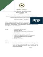 Instruksi Presiden Tahun 2014 Inpres Nomor 9 Tahun 2014