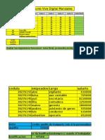 Taller Excel BASICO