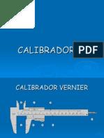DIAPOSITIVAS CALIBRADORES