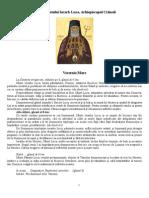 Slujba Sf. Luca Al Crimeeii