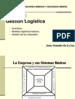 Cap.8 Gestion Logistica