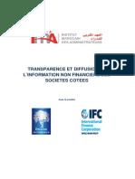 Transparence Sociétés cotées VF.pdf