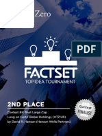 FactSet Equity Winner_2015