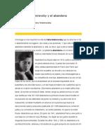 Irène Némirovsky y El Abandono