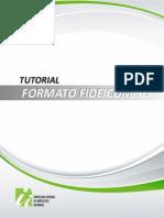 13. Tutorial de Formato de (Fideicomiso)