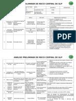 Apr-Analise Preliminar de Risco Glp