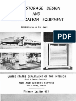 Cold Storage Design and Refrigeration Equipment