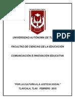 Proyecto Tutorias Equipo3A