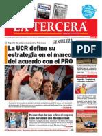 Diario La Tercera 20.04.2015