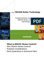 Protecting BoilerAssets With REDOX Stress Control Technology