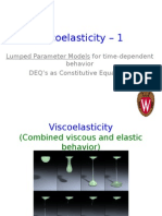 Viscoelasticity 1 Posted Version