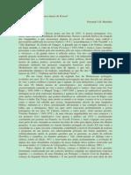 MARTINHO, Fernando J.B. Martinho a Poesia Portuguesa Depois de Pessoa (Artigo)