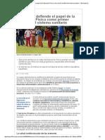 Un estudio defiende el papel de la Educación Física como primer eslabón del sistema sanitario - 20minutos.pdf