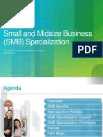 Smb Specialization