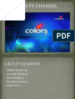 Colours Tv channel india