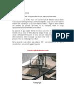 Procesos del Tratamiento de aguas residuales domesticas en la PTAR Surco , Lima - Perú