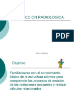 Protección radiológica - Atómica