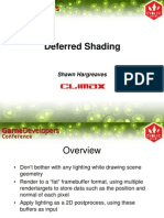 Deferred Shading