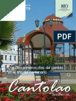 Revista Cantolao 2da Edición - 100 Días