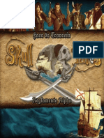 Skull Tales Reglamento Alpha - Fase de Travesía