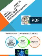 Rol Del Laboratorio de Microbiología en El Diagnóstico Final