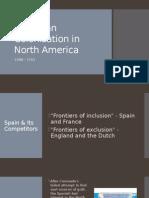 european colonization in north america