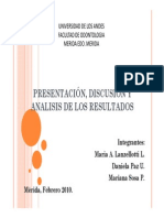 Discusion Analisis