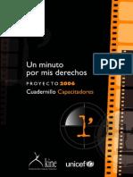 Proyecto Audiovisual - Un Minuto Por Mis Derechos