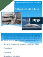 Riesgos Naturales de Chile
