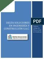 Código de Ética Delta Soluciones