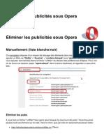 Eliminer Les Publicites Sous Opera 18665 Lglx12