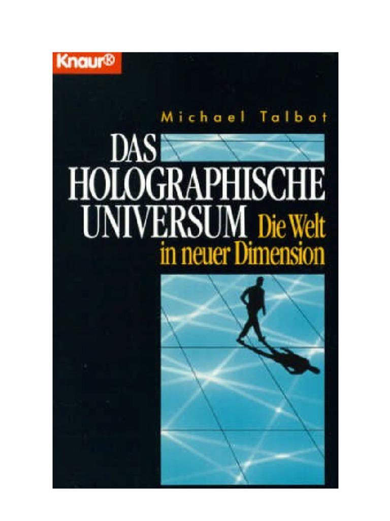 Talbot, Michael   Das Holographische Universum
