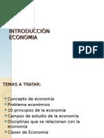 1era Sep Microeco - Introducción Economia