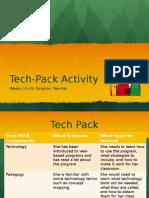 tech-pack weeks 14-15