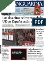 La Vanguardia 02-02-2010