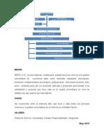Estructura Organizativa SESTUCA