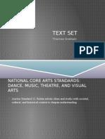 text set